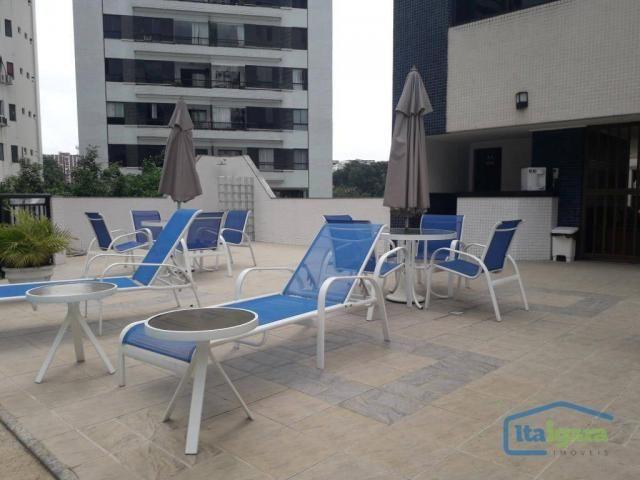 Apartamento com 3 dormitórios à venda, 100 m² por r$ 570.000,00 - cidade jardim - salvador - Foto 14