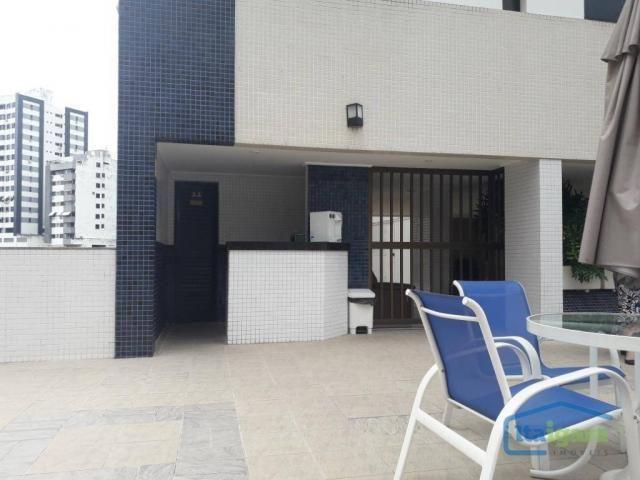 Apartamento com 3 dormitórios à venda, 100 m² por r$ 570.000,00 - cidade jardim - salvador - Foto 17