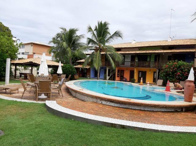 Duplex Guarajuba, com água, gás , e serviços de camareira incluso no condomínio. muito boa - Foto 3