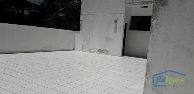 Apartamento com 3 dormitórios à venda, 119 m² por r$ 450.000,00 - pituba - salvador/ba - Foto 20