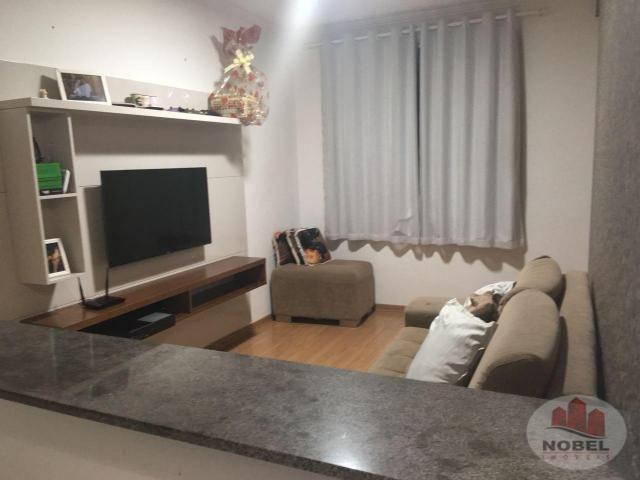 Apartamento à venda com 2 dormitórios em Tomba, Feira de santana cod:4562