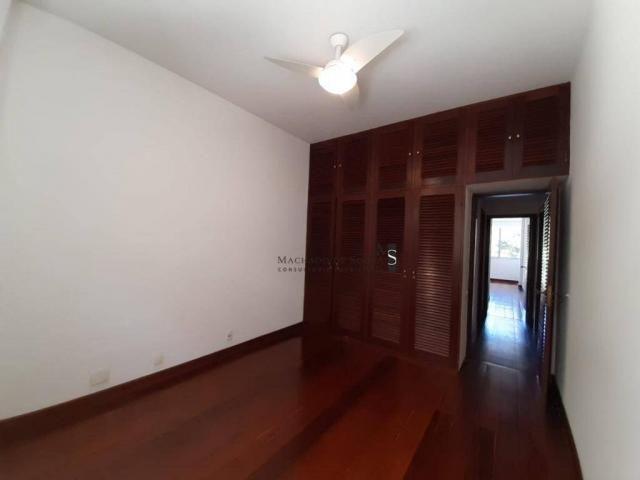 Apartamento com 3 dormitórios para alugar, 130 m² por R$ 3.700/mês - Laranjeiras - Rio de  - Foto 12