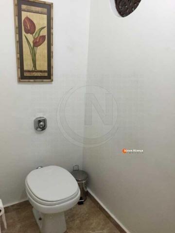Casa de condomínio à venda com 3 dormitórios em Cosme velho, Rio de janeiro cod:NBCN30005 - Foto 15