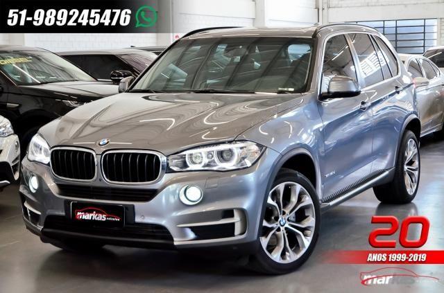 BMW X5 bmw x5 3.0 xdrive30d 258hp teto 4x4 unico dono 19 mil km 4P - Foto 11