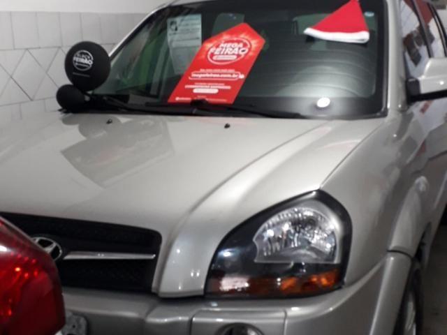 TUCSON 2011/2012 2.0 MPFI GLS 16V 143CV 2WD GASOLINA 4P AUTOMÁTICO - Foto 2
