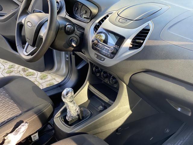 Ford KA 1.5 SE 2019 TOP- 9 KM- Unico Dono- Original Extra Revisões - Foto 13