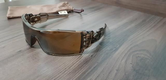 Óculos de Sol Oakley Oil Rig Marrom - Bijouterias, relógios e ... 8dcec13ed3