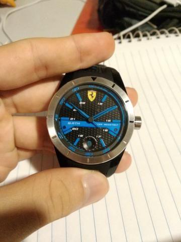 e6c28da42a7 Relógio Ferrari Scuderia TROCO - Bijouterias