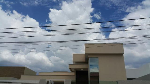 Casa nova 3quartos 3suites piscina churrasqueira rua 06 Vicente Pires condomínio - Foto 19