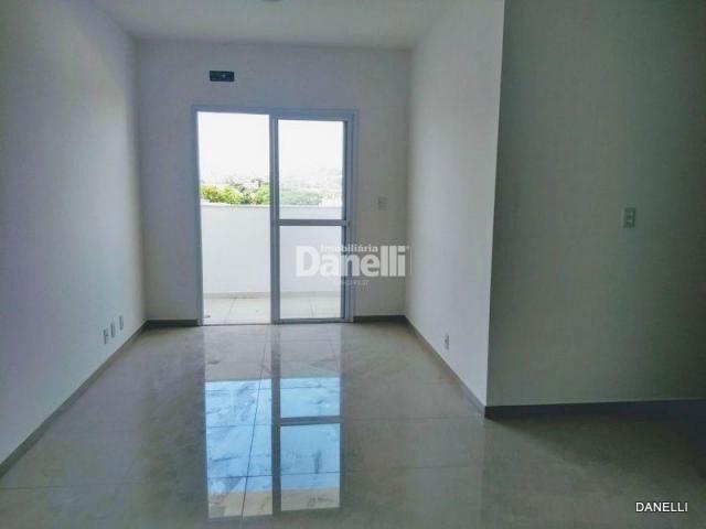 Apartamento à venda, 2 quartos, 1 vaga, jardim das monções - taubaté/sp - Foto 3