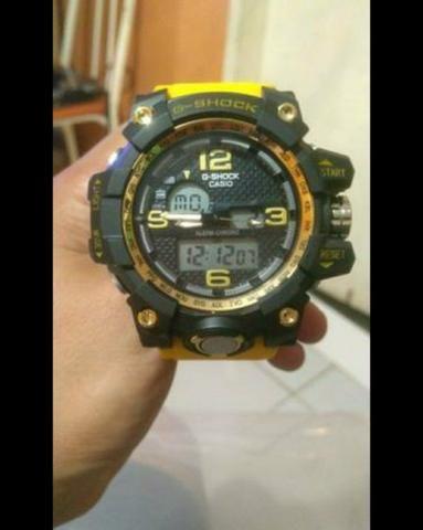 270f2401fd4 Relógio Casio G-Shock MudMaster - Bijouterias