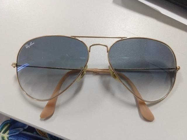 b8be1ff5e Óculos de Sol Ray Ban Aviador Original - Bijouterias, relógios e ...