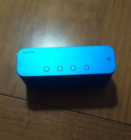 Caixa Acústica Wireless Samsung Sb330 Bluetooth - Semi Nova - Único Dono