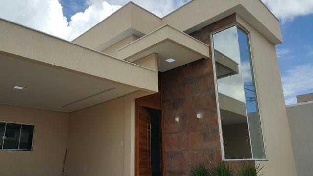 Casa nova 3quartos 3suites piscina churrasqueira rua 06 Vicente Pires condomínio - Foto 15