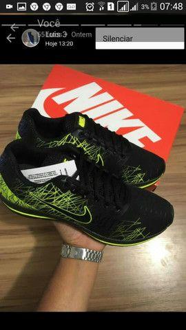 Tênis Nike novo 100.00