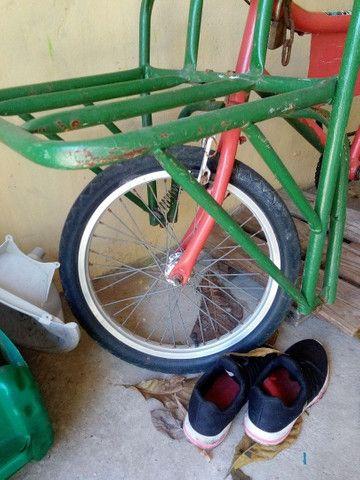 Vendo bicicleta de carga - Foto 2
