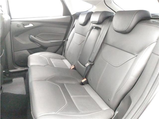 Ford Focus 2.0 titanium 16v flex 4p powershift - Foto 11