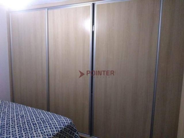 Apartamento com 3 dormitórios à venda, 84 m² por R$ 137.000,00 - Setor Urias Magalhães - G - Foto 7