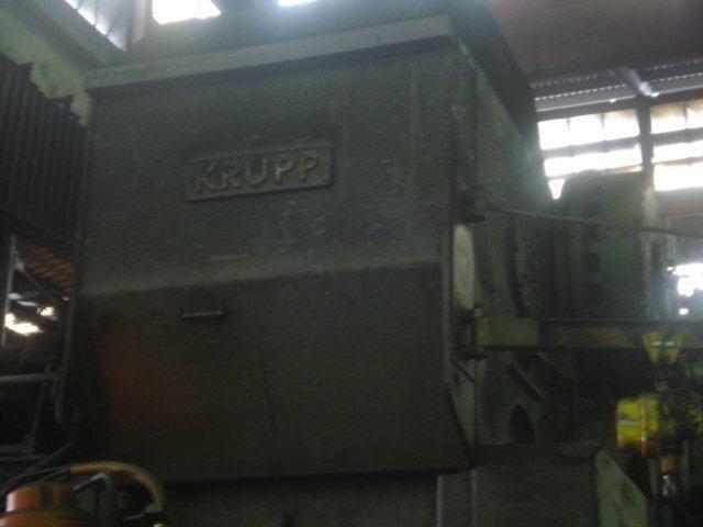 Prensa Exc Freio Fricção tipo H Krupp 800 Tf