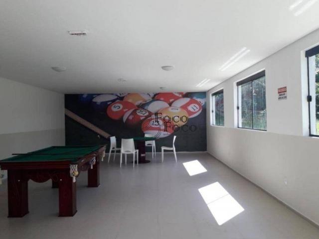Apartamento com 2 dormitórios para alugar, 45 m² por R$ 650/mês - Água Chata - Guarulhos/S - Foto 20