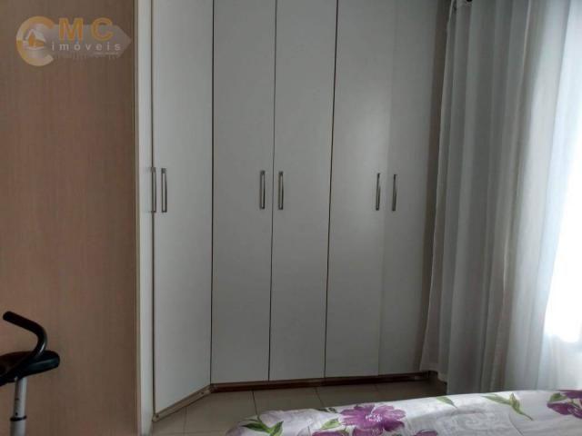 Apartamento com 3 dormitórios à venda, 50 m² por R$ 175.000 - Vila Padre Manoel de Nóbrega - Foto 11