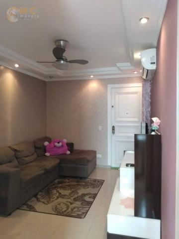 Apartamento com 3 dormitórios à venda, 50 m² por R$ 175.000 - Vila Padre Manoel de Nóbrega - Foto 18