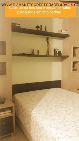 Apartamento à venda com 3 dormitórios em Colina de laranjeiras, Serra cod:AP00197 - Foto 2