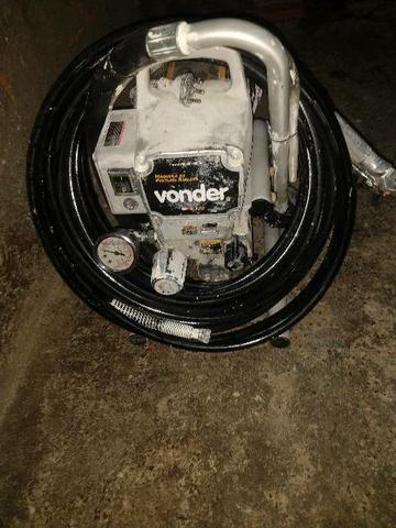Máquina de pintura Bonder airless - Foto 3
