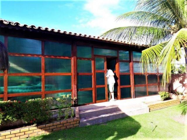 Casa para Venda em Parnamirim, COTOVELO, 4 dormitórios, 2 suítes, 5 banheiros, 8 vagas - Foto 3