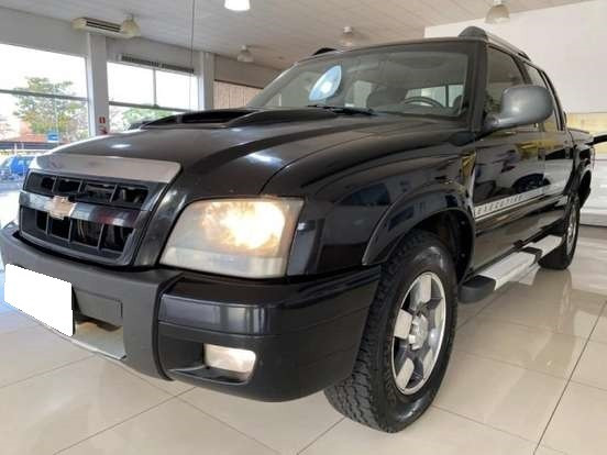 Chevrolet s10 2.8 executive 4x4 cd 12v turbo electronic intercooler diesel 4p manual