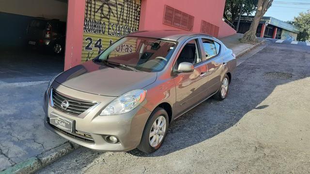 Nissan versa 1.6 16v sl flex 4p 2012/2013 - Foto 2