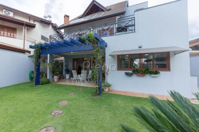 Casa à venda com 4 dormitórios em Dois córregos, Valinhos cod:CA020578 - Foto 18