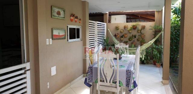 Casa 4 Quartos - Condomínio Porto Sol Residencial Clube-Catu de Abrantes - Camaçari/Bahia - Foto 8
