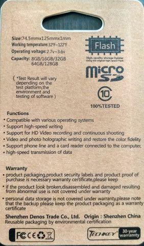 Cartões Micro SD 32 GB (leia a descrição) - Foto 2