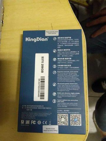 SSD 256GB KingDian LACRADO - Foto 3