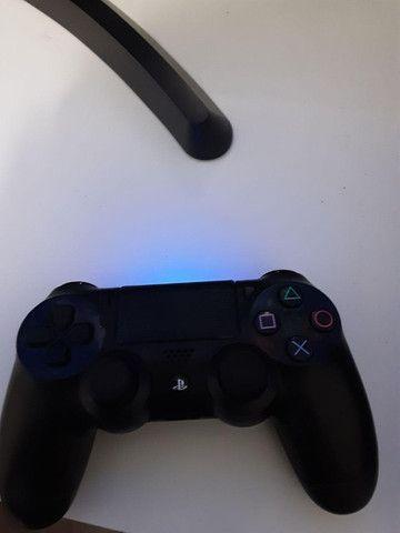 Playstation 4 + 2 controles + 4 jogos - Foto 2