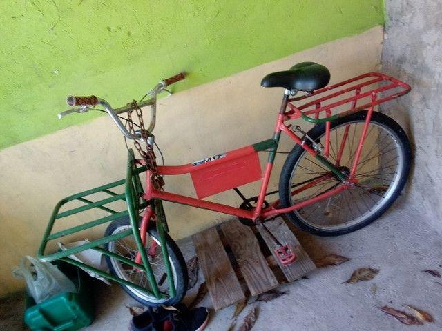 Vendo bicicleta de carga - Foto 3