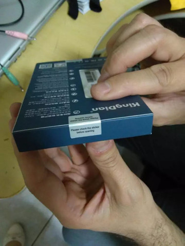 SSD 256GB KingDian LACRADO - Foto 5