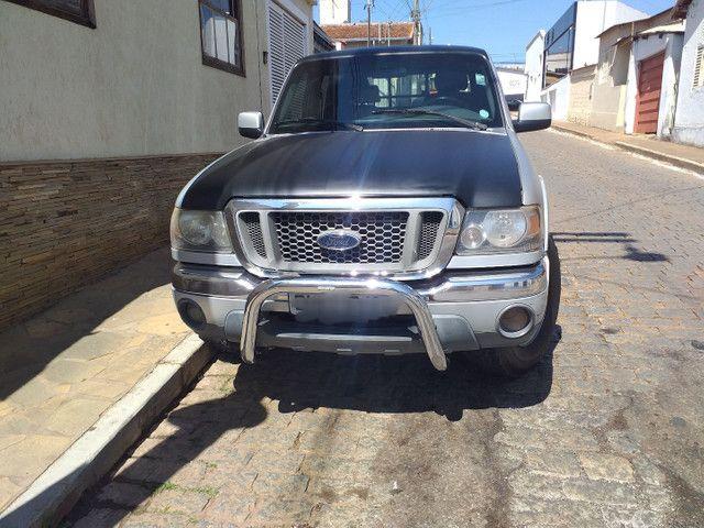 Ranger 2007 2.3 16v gasolina e gás.