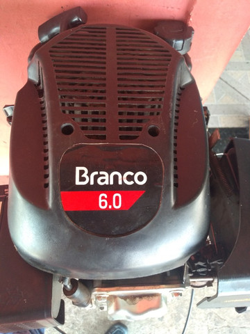 Motor de popa marca branco 6 Hp 4 tempos - Foto 5