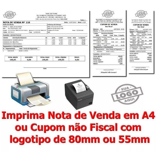 Frente de Caixa, Software PDV, Controle Estoque, Financeiro, Despesas - Manaus - Foto 3