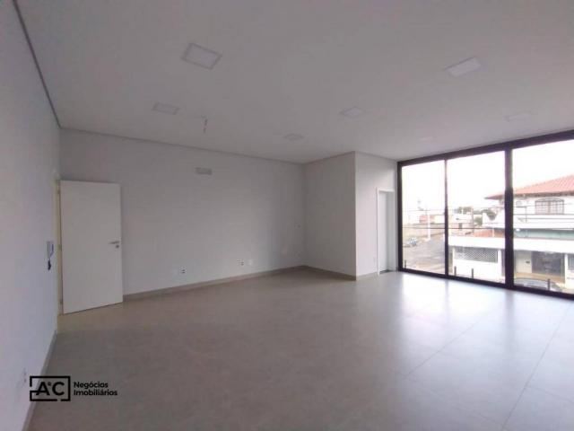 Sala para alugar, 50 m² por R$ 2.700,00/mês - Loteamento Remanso Campineiro - Hortolândia/ - Foto 3