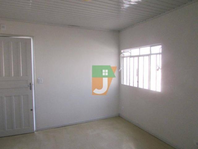 Casa com 1 dormitório para alugar, 50 m² por R$ 890,00/mês - Uberaba - Curitiba/PR - Foto 2