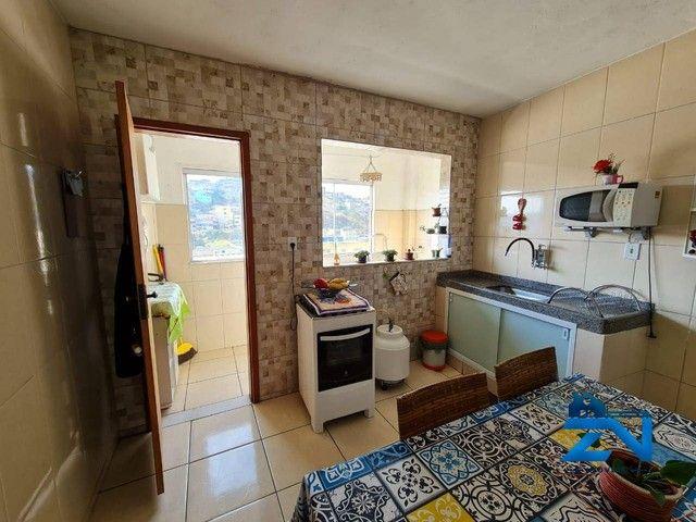 Apartamento com 2 dormitórios, Área de serviço, Garagem coberta à venda, 100 m² por R$ 174