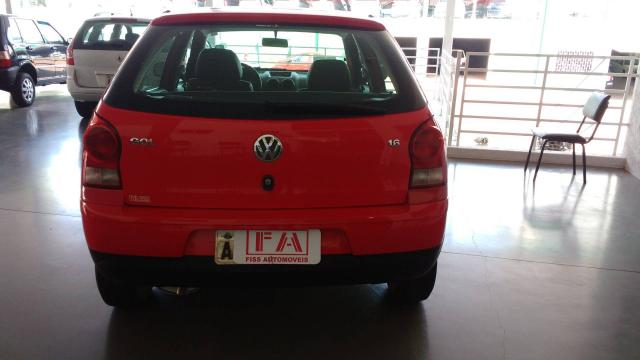 GOL 2008/2009 1.6 MI CITY 8V FLEX 4P MANUAL G.IV - Foto 3