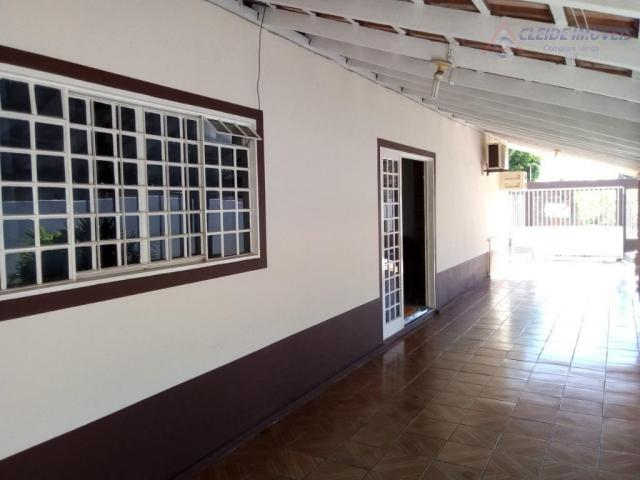 Casa com 4 dormitórios à venda, 400 m² por R$ 300.000,00 - Nova Várzea Grande - Várzea Gra