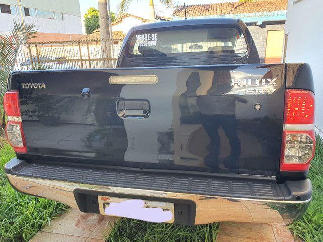 HILUX SRV 2012 / AUTOMÁTICO  - Foto 3