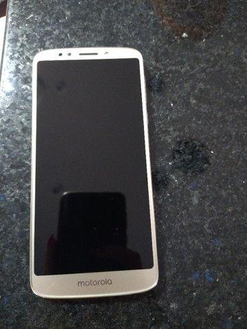 Celular Motorola Moto G6 Play dual chip semi-novo - Foto 4