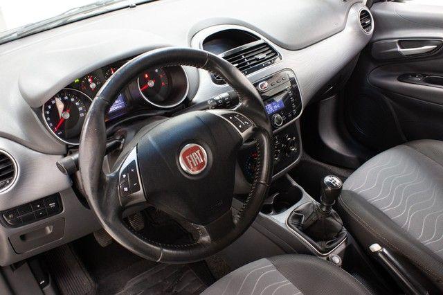 Fiat Punto Essence 1.6 16V (Flex) - Foto 15