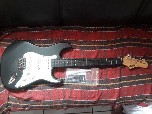 Guitarra Memphis By Tagima nunca usada